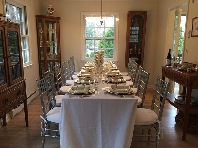 I love the fact that no gifts are expected and I get the opportunity to visit with family in a relaxed settingu2026you know before the hustle and ... & Family Holiday Traditions: Set an Extra Place at the Table u2013 Teach ...